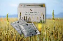 Aloe Blossom Herbal tea ou infusion d'Aloès