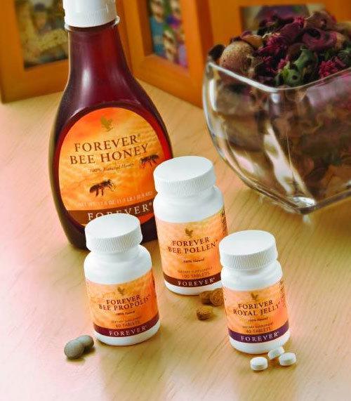 Forever Bee Products – Aloe Vera et santé