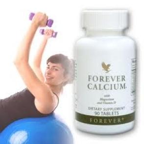 forever calcium pour les sportifs