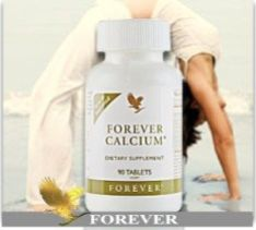 forever calcium pour les enfants