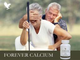 forever calcium pour le 3èmè âge
