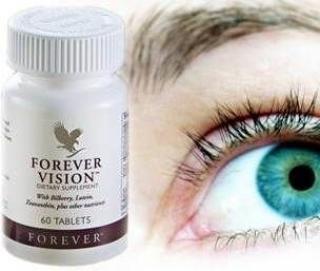 les bienfaits de Forever Vision.