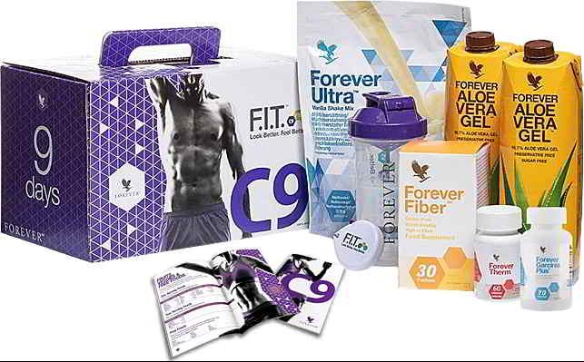 Forever clean 9 – Aloe Vera et santé